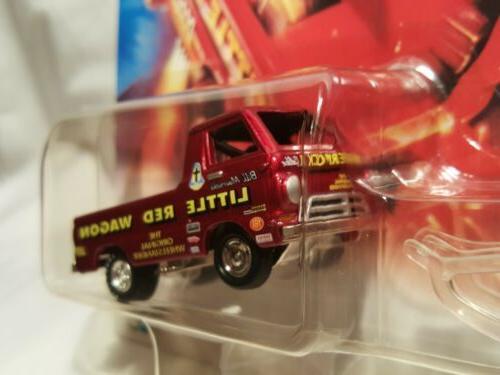 Bill Golden's Dodge Little Red Wagon Johnny Lightning1:64