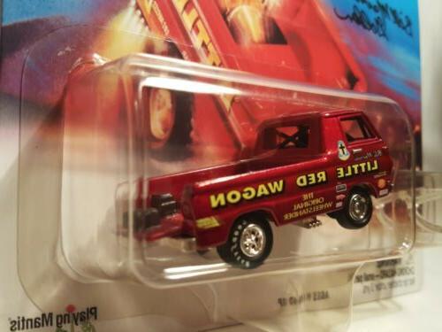 "Bill ""Maverick"" Golden's Dodge Little Wagon Johnny"