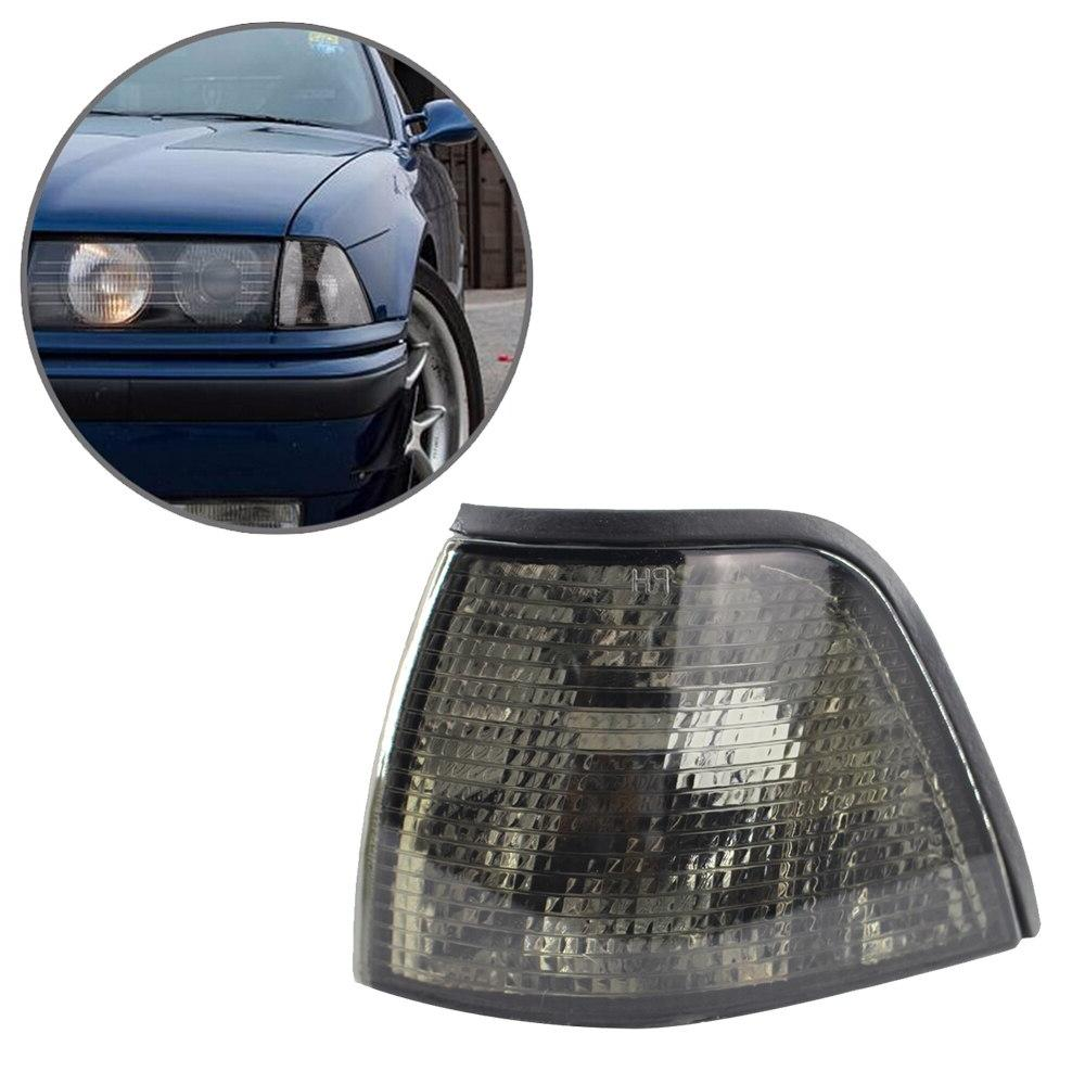Car Turn Light Left/Right Front Corner For BMW E36 4DR <font><b>Wagon</b></font> 1992-1998