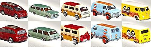 Cargo Trucks & Sunagon Honda Odyssey / Skyline Super Panel Moon + Anniversary Ford Econoline