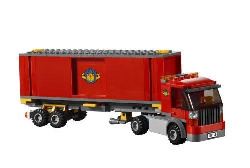 LEGO City Cargo 7939