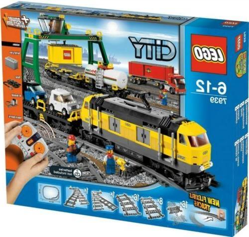 city cargo train 7939