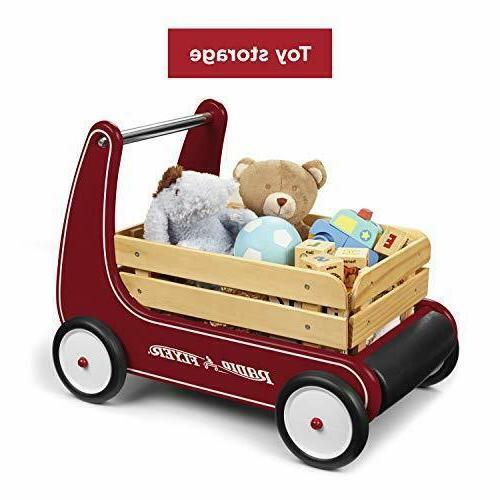 Radio Classic Walker Wagon Toy