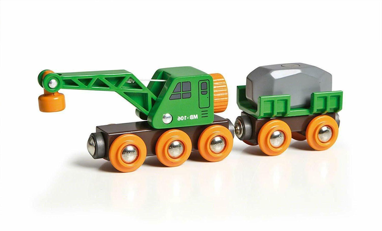clever crane wagon set