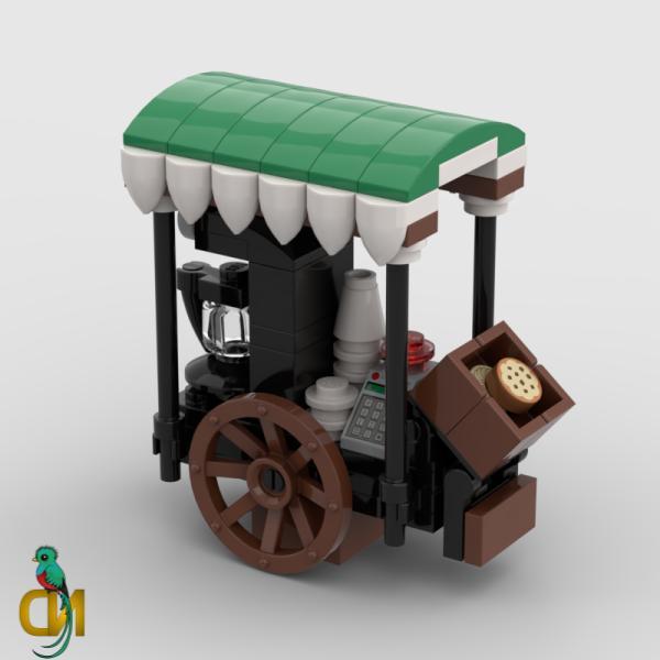 Lego Stall MOC
