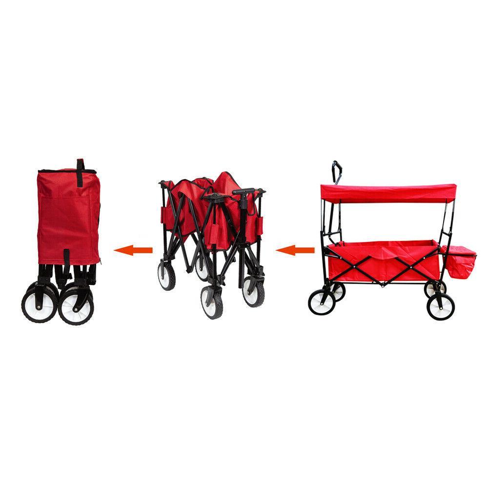 Wagon Cart Folding