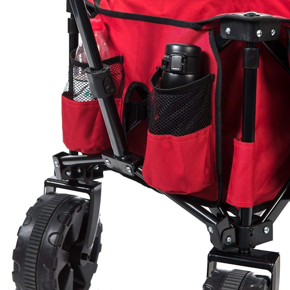 Collapsible Folding Cart Steel