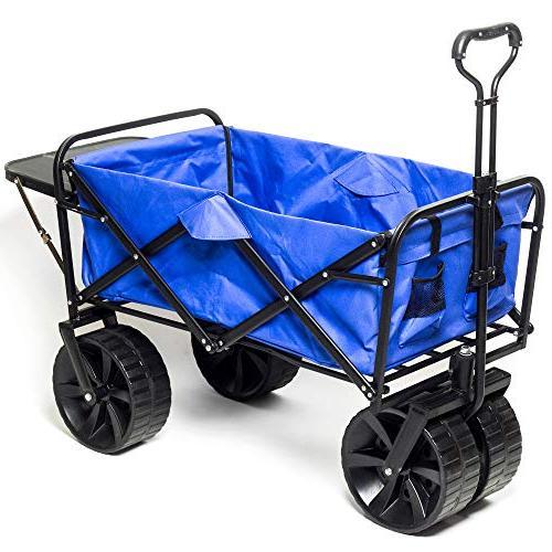 collapsible wagon beach cart