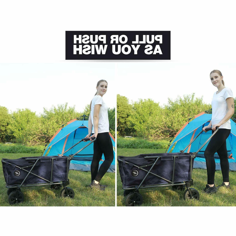 REDCAMP Wagon Folding Utility Outdoor Camping Beach Sport