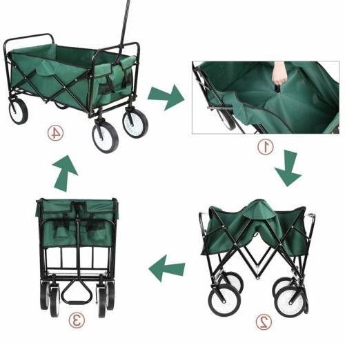 Folding Garden Sports Shopping Travel Utility Outdoor