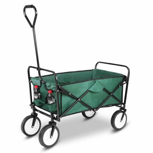 Collapsible Camp Garden Outdoor Cart