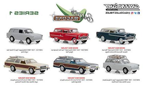 diecast 1 64 estate wagons