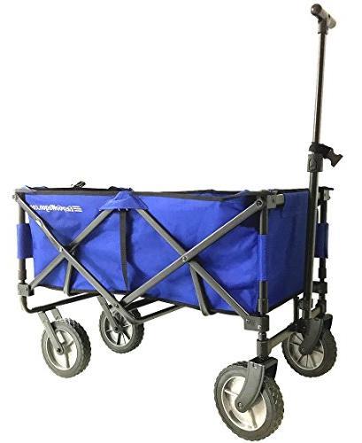easygowagon 2 0 folding wagon
