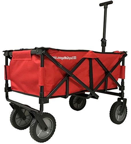 EasyGoWagon 2.0 Folding Heavy Pull Wagon Trunk