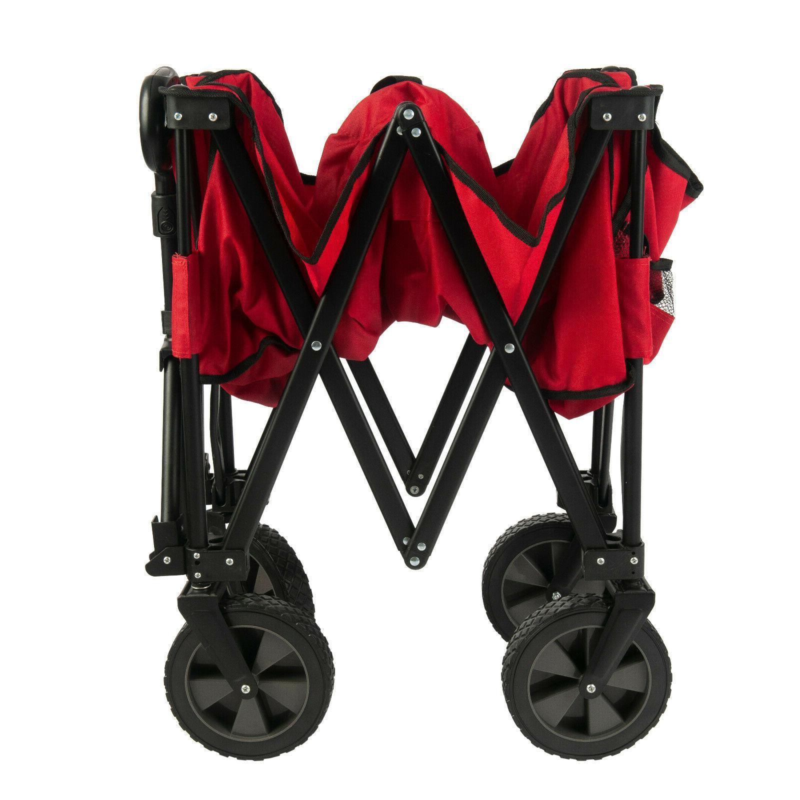 Folding Wagon Cart Cart Duty