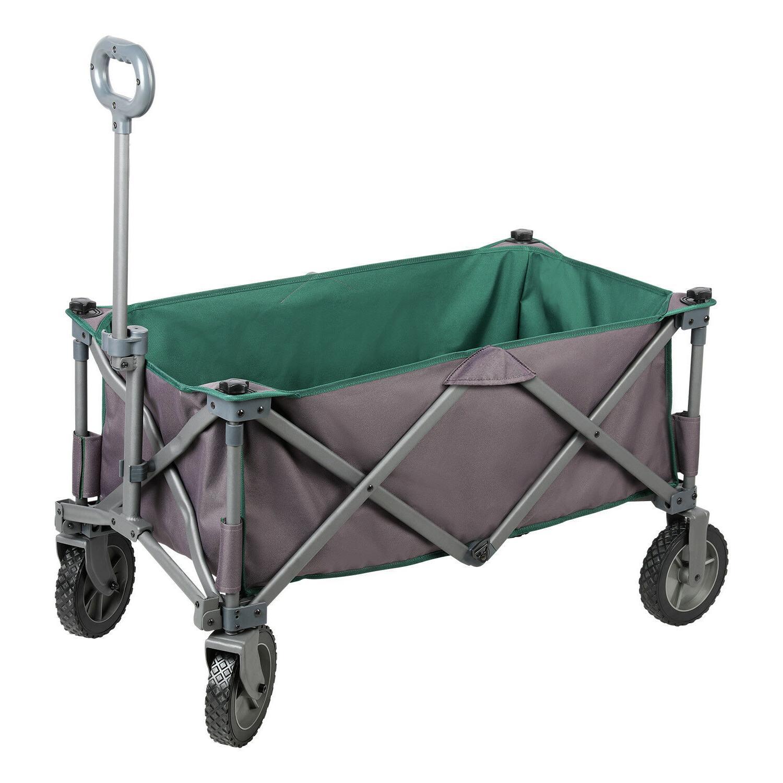 folding utility wagon collapsible garden