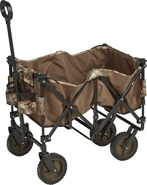 Folding Cart Garden Outdoor Buggy Camping