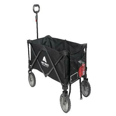 Folding Wagon Garden Beach Outdoor Buggy