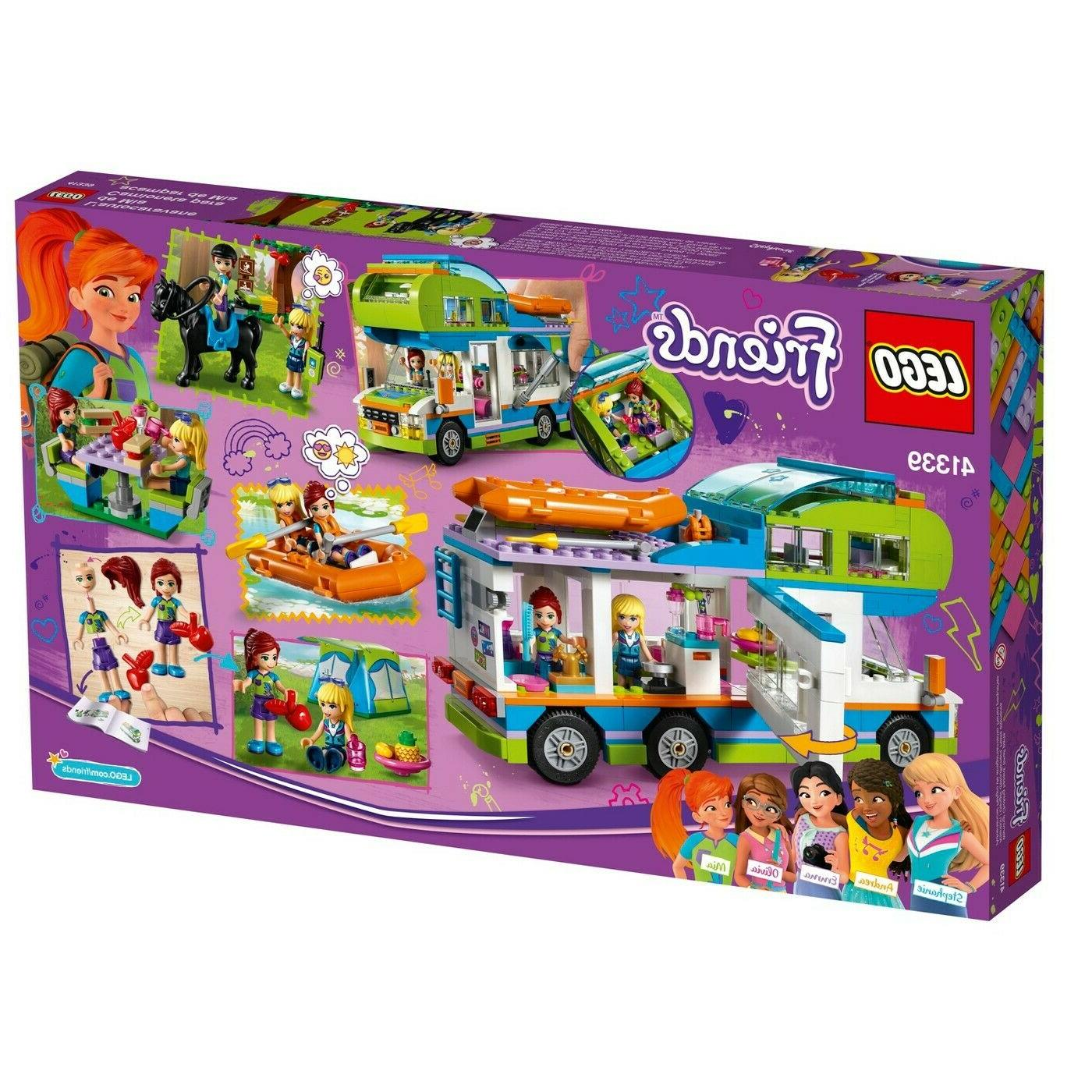 LEGO Friends Mias Motorhome Camper Van 41339 Toy
