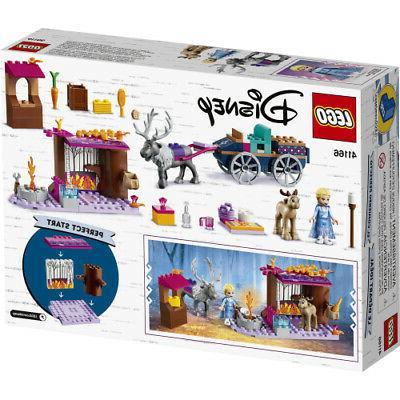Lego Elsa's Wagon 41166 - IN