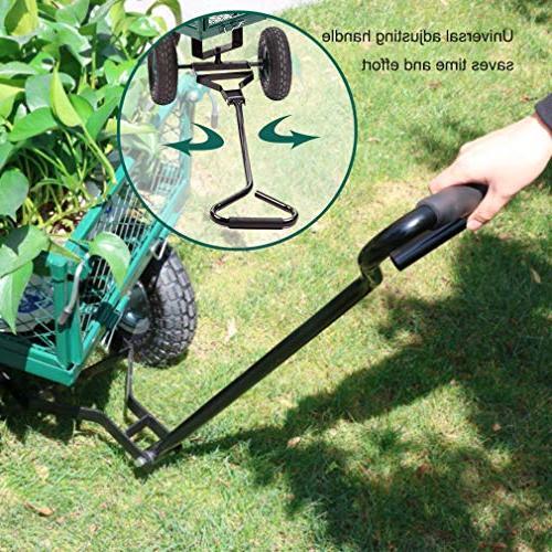 Garden Wagon Cart