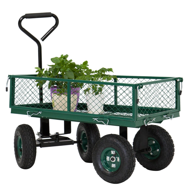 650LBS Garden Wheelbarrow Duty