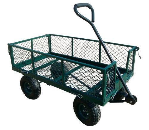 "Sandusky 34"" Heavy-Duty Jumbo Crate Green"