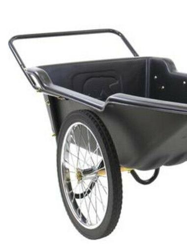 Heavy Duty 400 Rugged Cart Impact Lawn Hauling