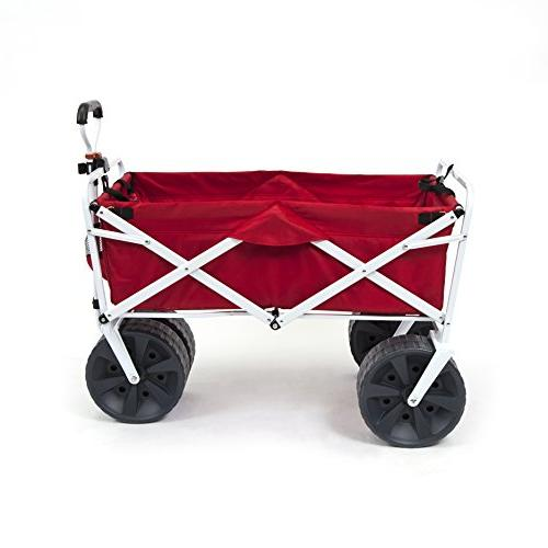 Mac Collapsible Folding Utility Wagon -