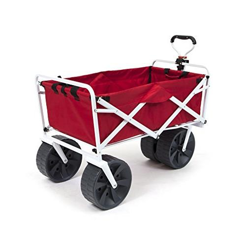 Mac Collapsible All Terrain Utility Wagon -