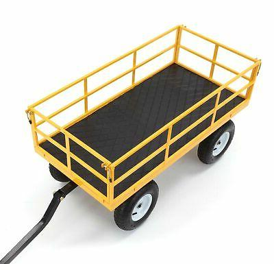 Gorilla Heavy-Duty Utility with Sides and