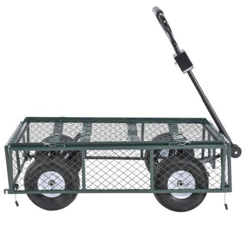 Garden Utility Wheelbarrow