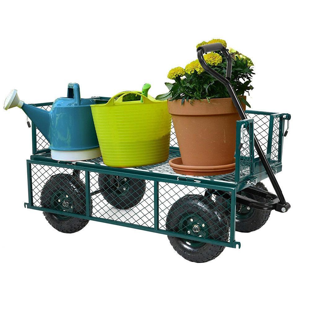 Home&Garden Mesh/Wagon with 550Lbs