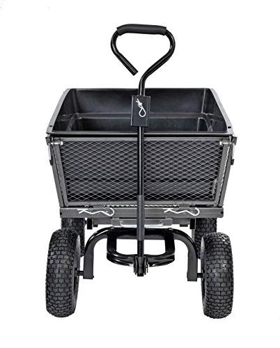 """Sandusky Carts with Removable Full A Capacity of 1200 lb, Vein 26.5"""" Load"""