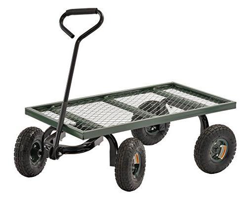 Sandusky Flat Nursery Cart