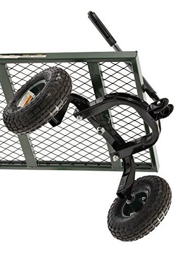 Sandusky Lee Heavy Flat Nursery Cart