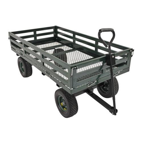 Sandusky Steel Wagon