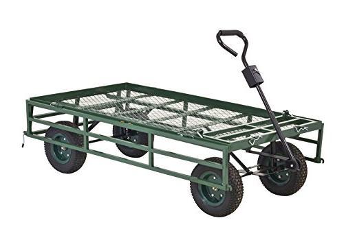 Sandusky Heavy Duty Steel Wagon