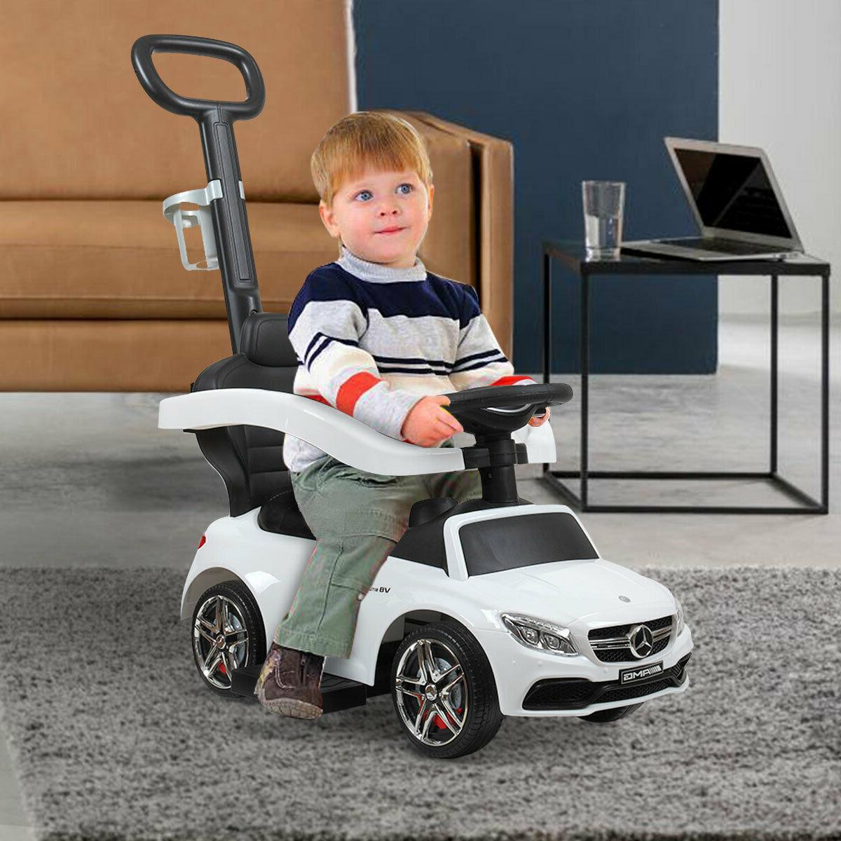 Licensed Benz Kids Stroller Toddler rod