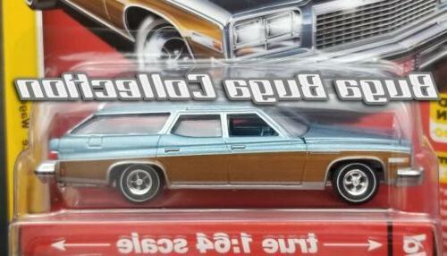 Auto Wagons 1976 Estate Wagon Series 2 1