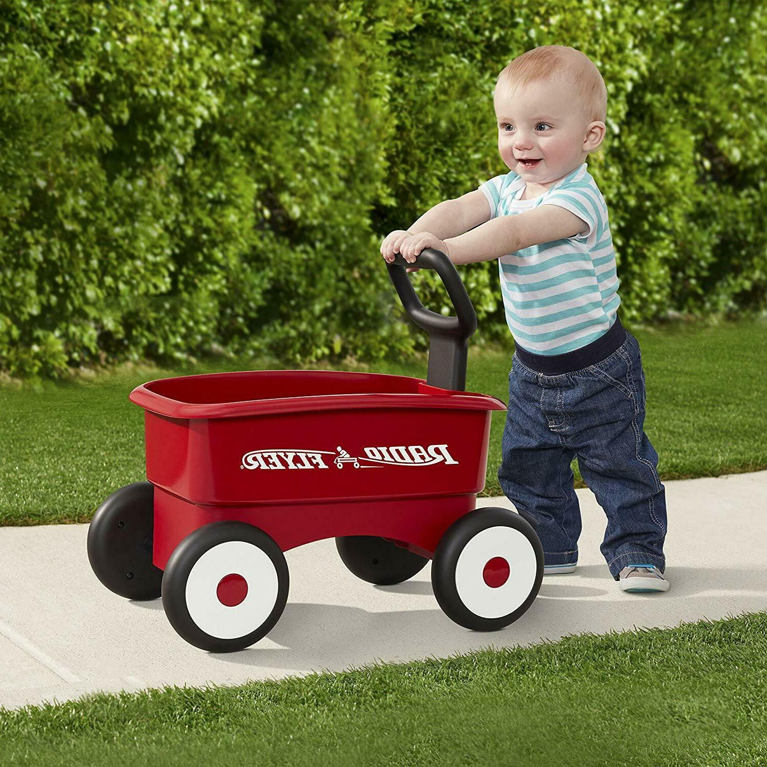 Radio Flyer 2-in-1 Wagon, Red