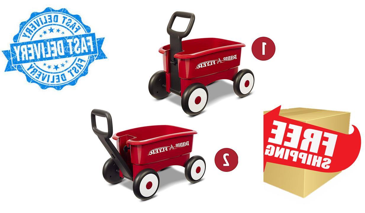 Radio Flyer My 1st 2-in-1 Red