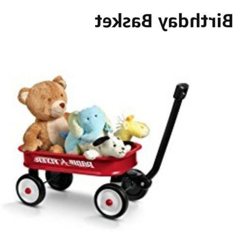 NIB Radio Red Toy Wagon #5