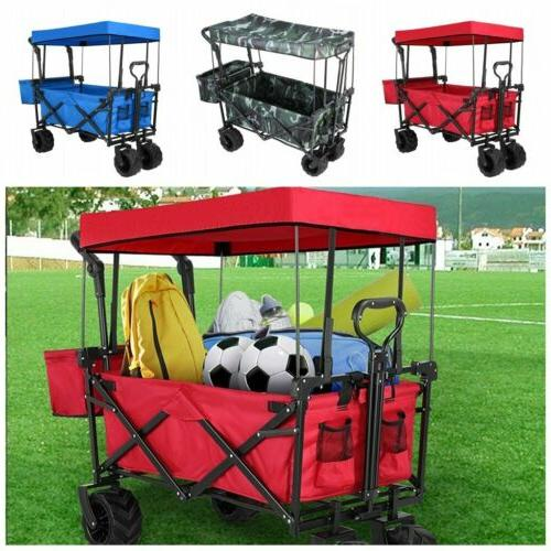 Collapsible Heavy Cart with