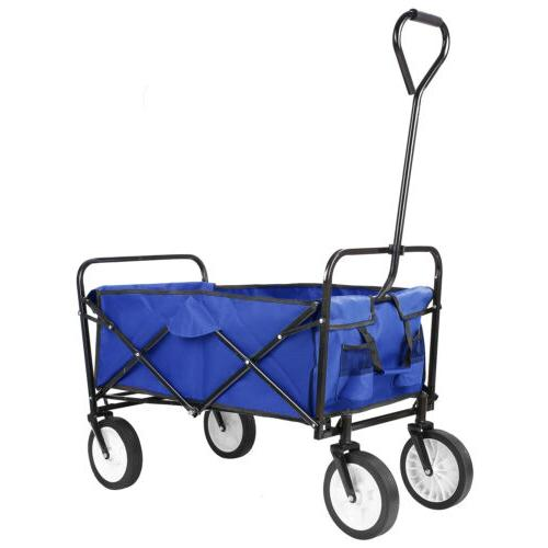 Outdoor Wagon Heavy duty Utility Sport