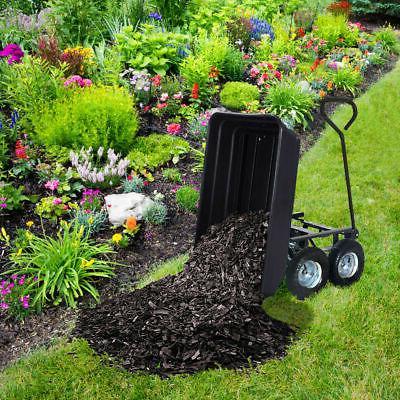 Outdoor Lawn Utility Trailer Wheel