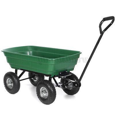 Outdoor Lawn Garden Utility Wheel