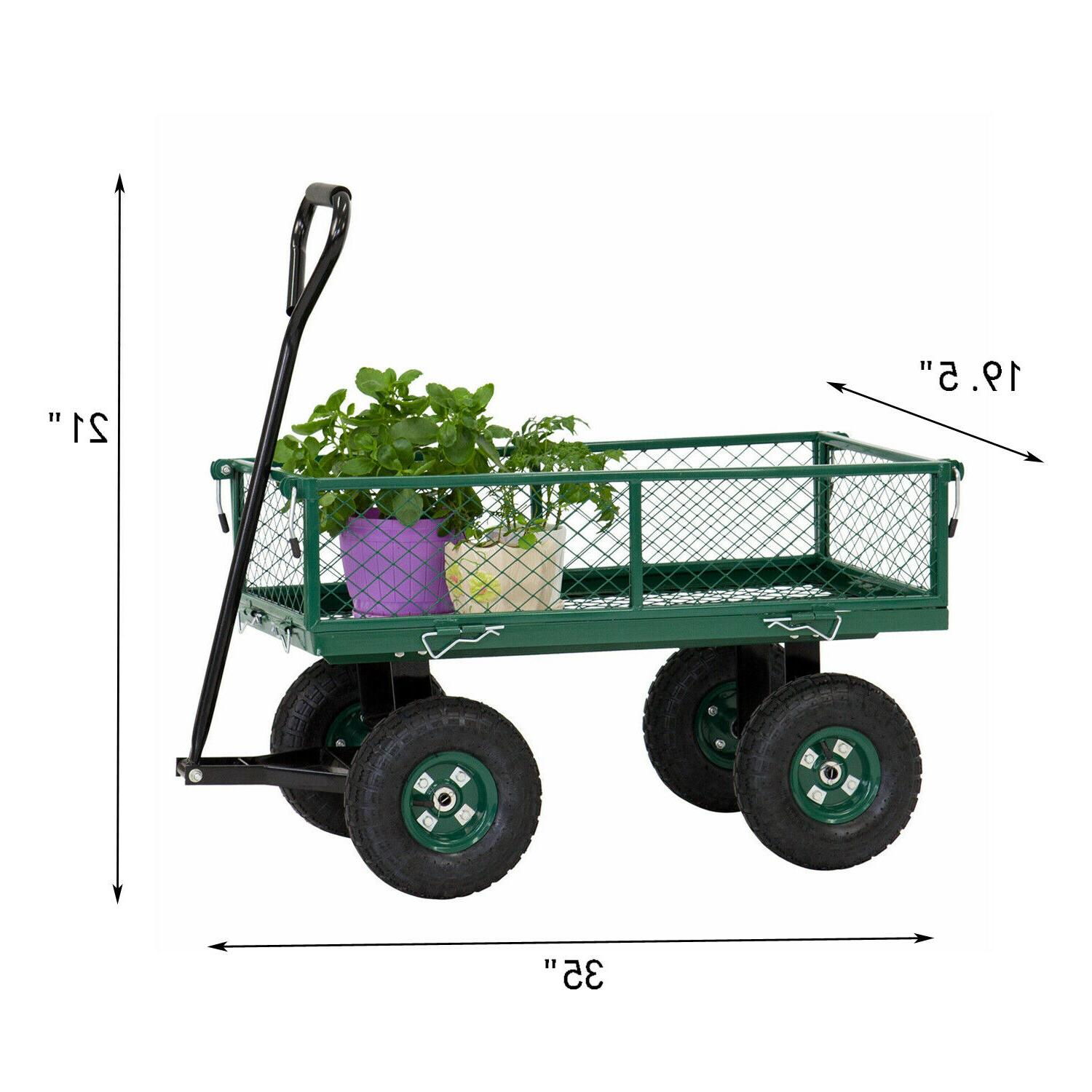 Outdoor Utility Trailer with