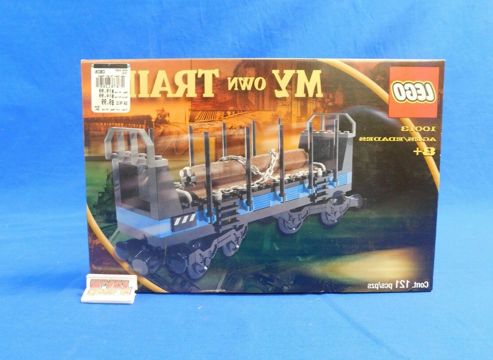 own train open freight wagon