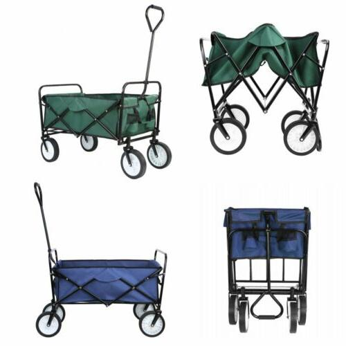 portable collapsible steel frame folding utility beach
